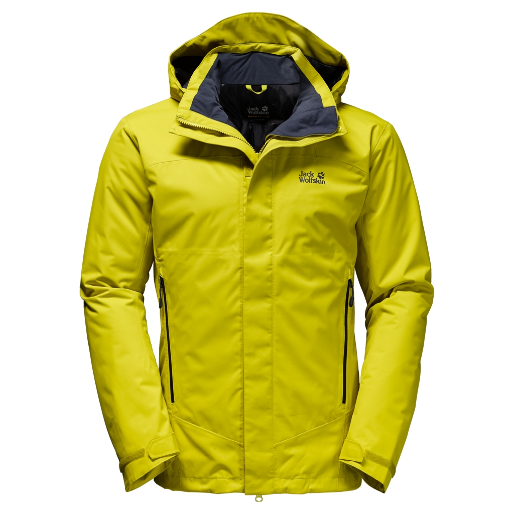 Jack Wolfskin Northern Edge Men wild lime-30