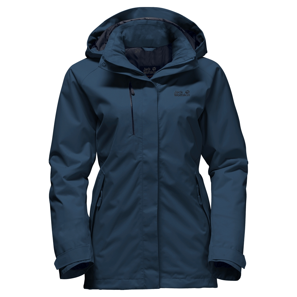 Jack Wolfskin Northern Edge Women dark sky-30