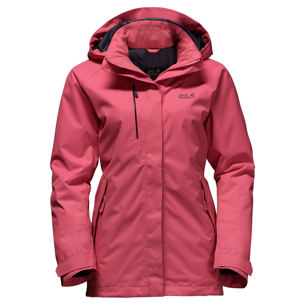 Jack Wolfskin Northern Edge Women rosebud-30