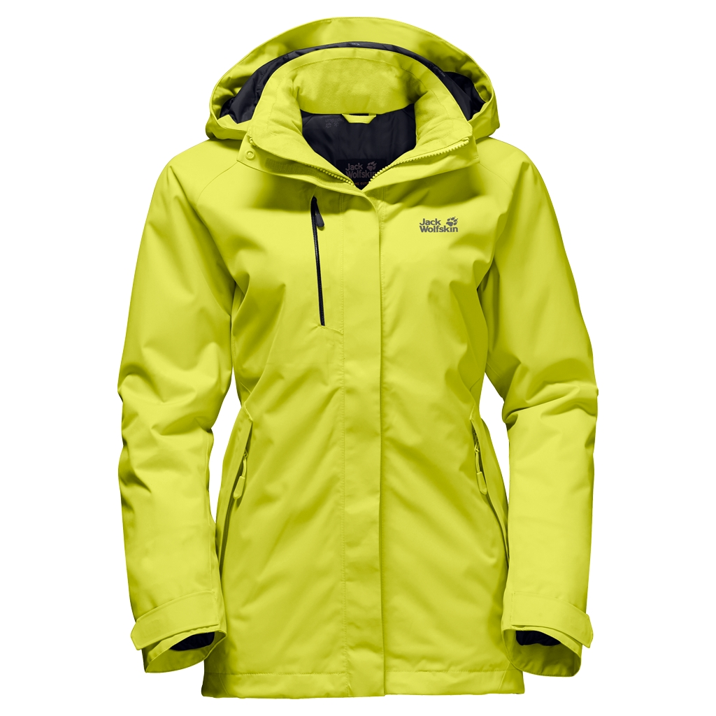 Jack Wolfskin Northern Edge Women bright absinth-30