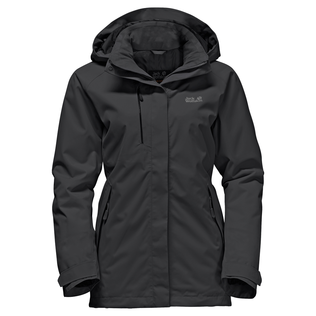 Jack Wolfskin Northern Edge Women black-30