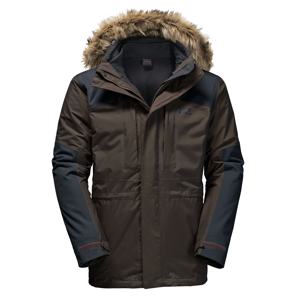 Jack Wolfskin Thorvald olive brown-30