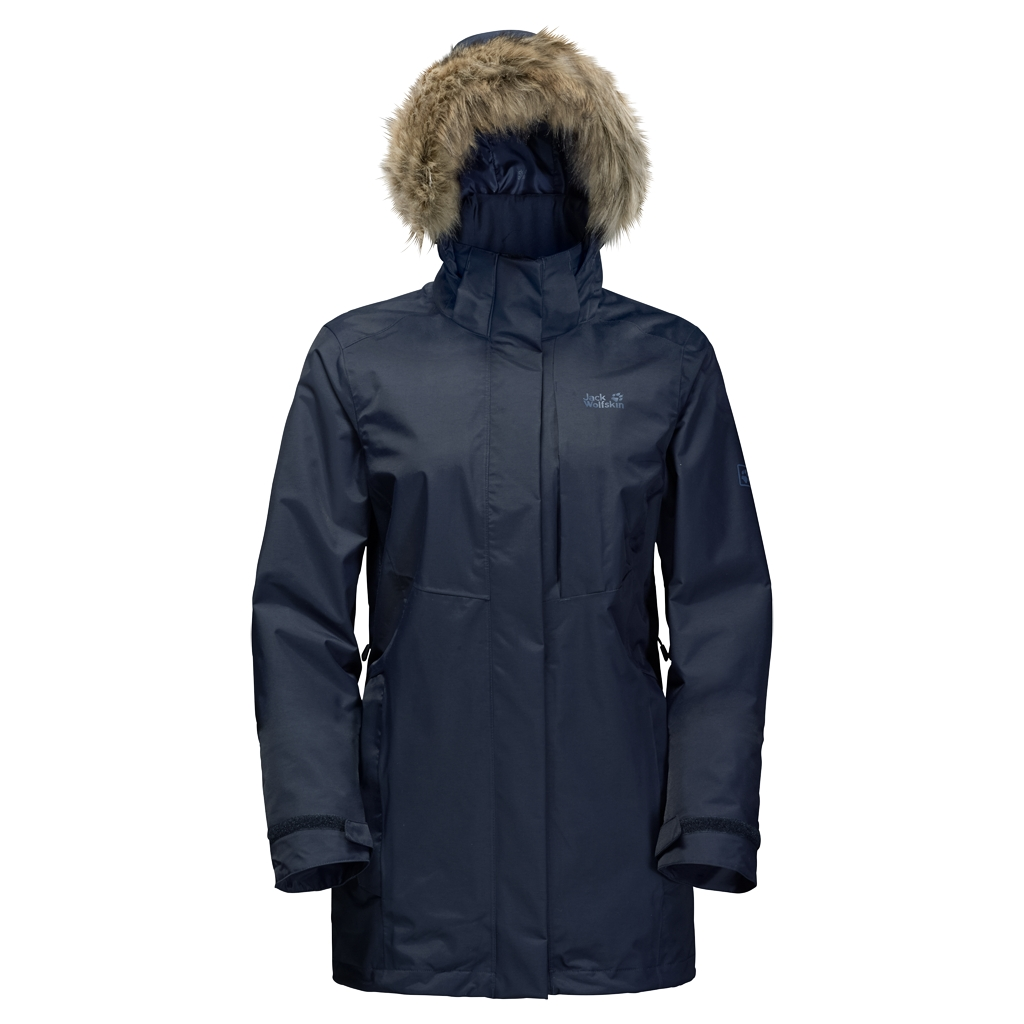Jack Wolfskin Arctic Ocean night blue-30