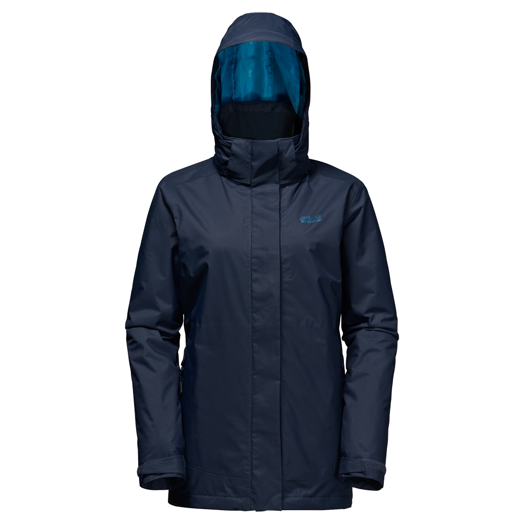 Jack Wolfskin Arborg 3In1 night blue-30