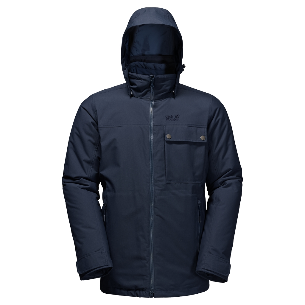 Jack Wolfskin Vernon Men night blue-30