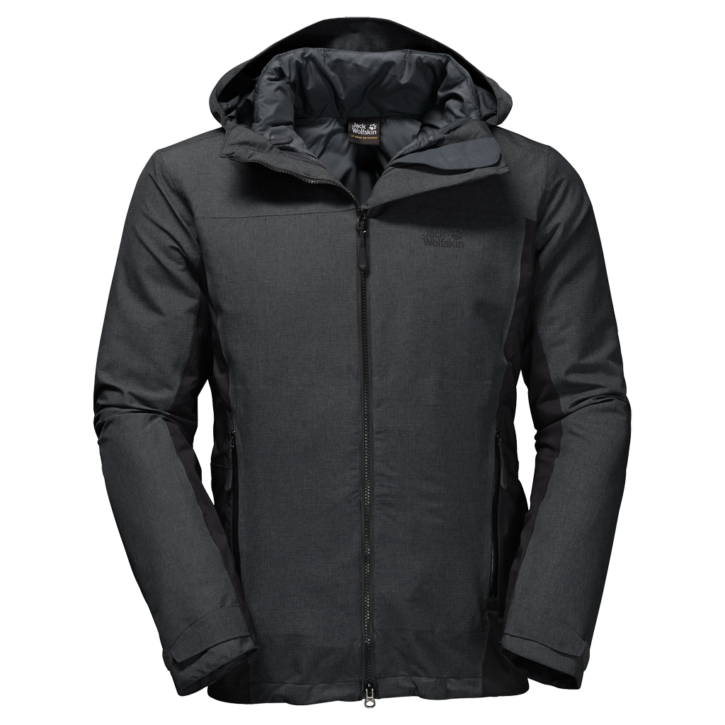Jack Wolfskin Icy Arctic Men black-30