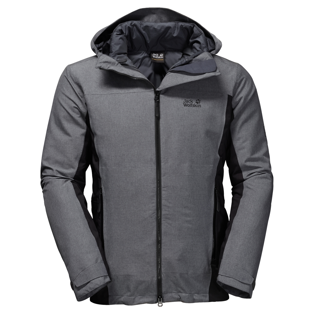 Jack Wolfskin Icy Arctic Men ebony-30