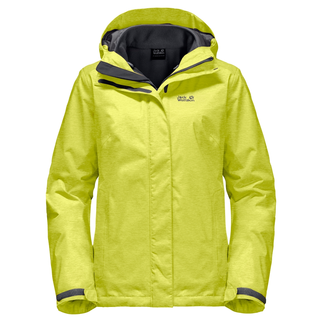 Jack Wolfskin Icy Arctic Women bright absinth-30