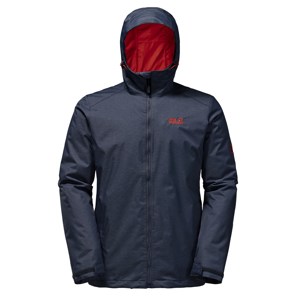 Jack Wolfskin Northern Sky Men night blue-30