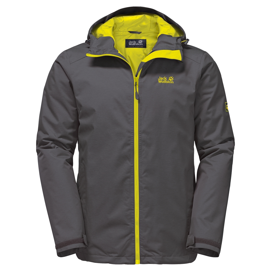 Jack Wolfskin Northern Sky Men dark steel-30