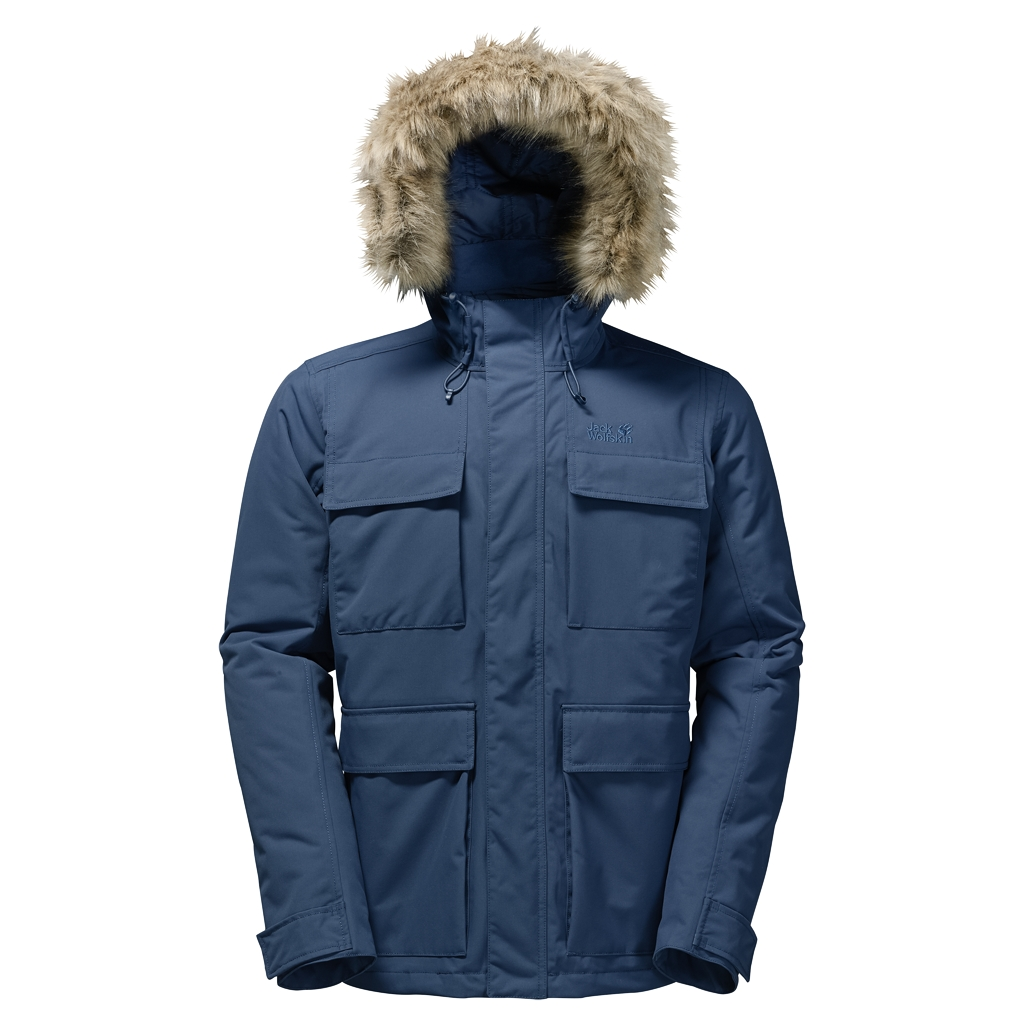 Jack Wolfskin Point Barrow dark sky-30