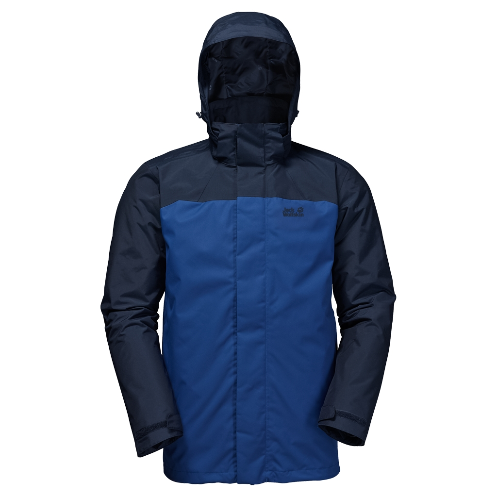 Jack Wolfskin Echo Bay Men deep sea blue-30