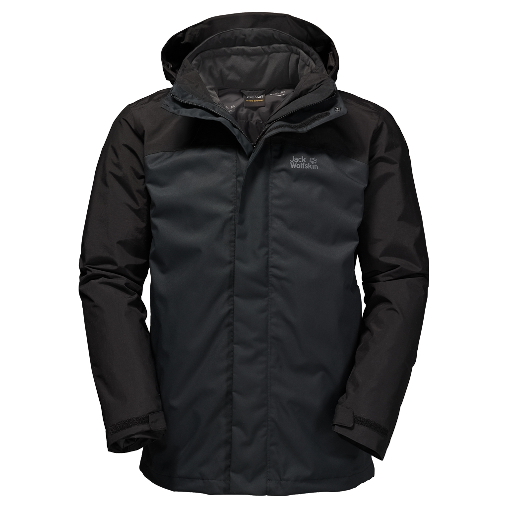 Jack Wolfskin Echo Bay Men black-30
