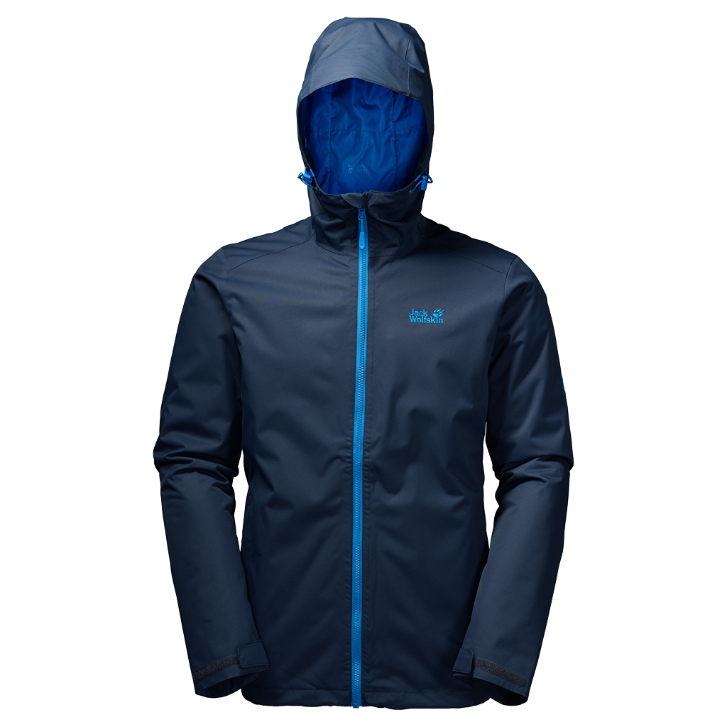 Jack Wolfskin Chilly Morning Men night blue-30