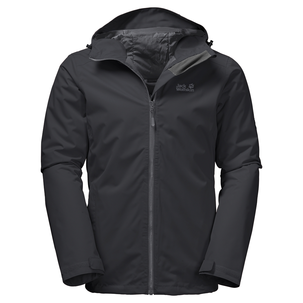 Jack Wolfskin Chilly Morning Men black-30