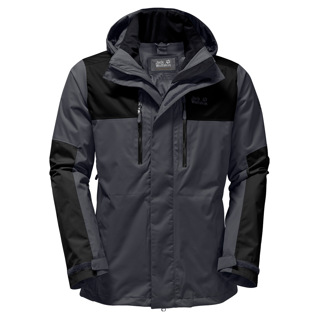 Jack Wolfskin Jasper Flex Men ebony-30