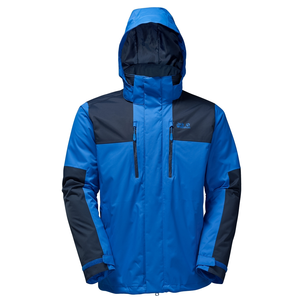 Jack Wolfskin Jasper 3In1 Men azure blue-30
