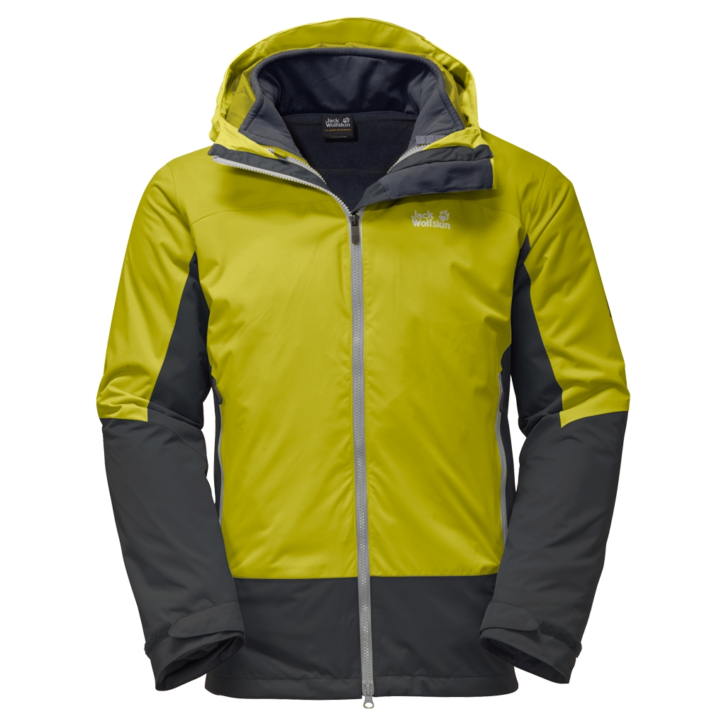 Jack Wolfskin Discovery Cove Men wild lime-30