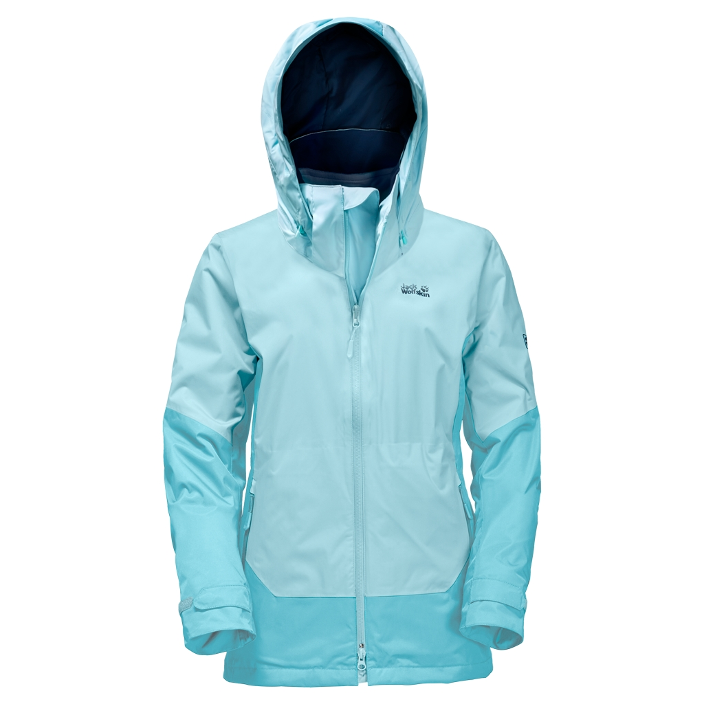 Jack Wolfskin Discovery Cove Women mineral blue-30