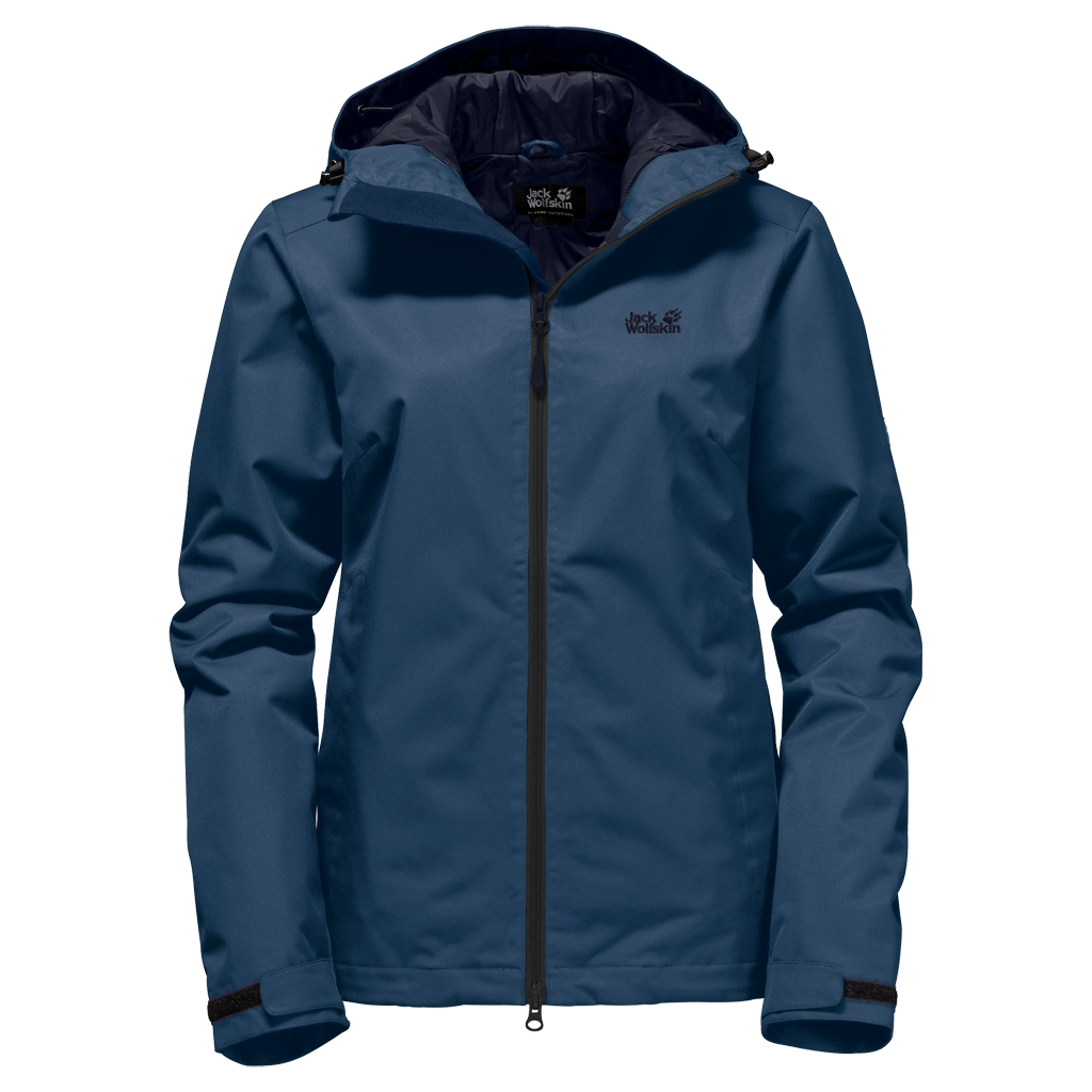 Jack Wolfskin Chilly Morning Women dark sky-30