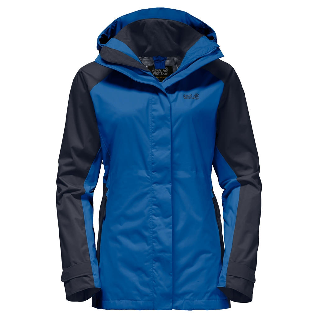 Jack Wolfskin North Slope Flex Women azure blue-30