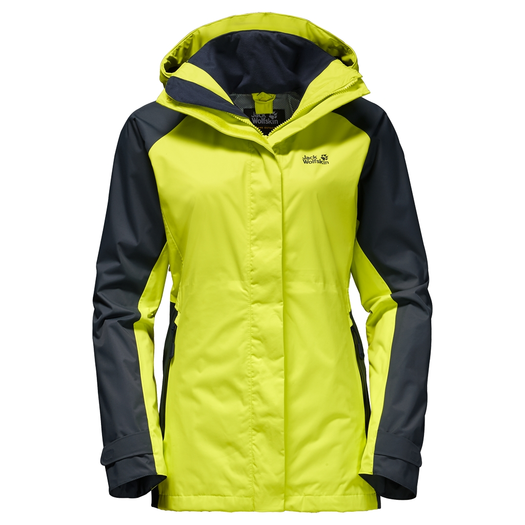 Jack Wolfskin North Slope Flex Women bright absinth-30