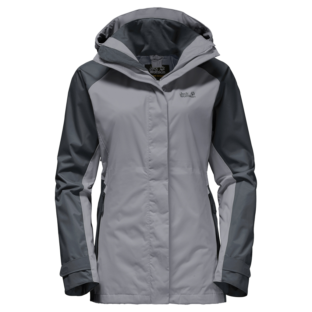 Jack Wolfskin North Slope Flex Women alloy-30