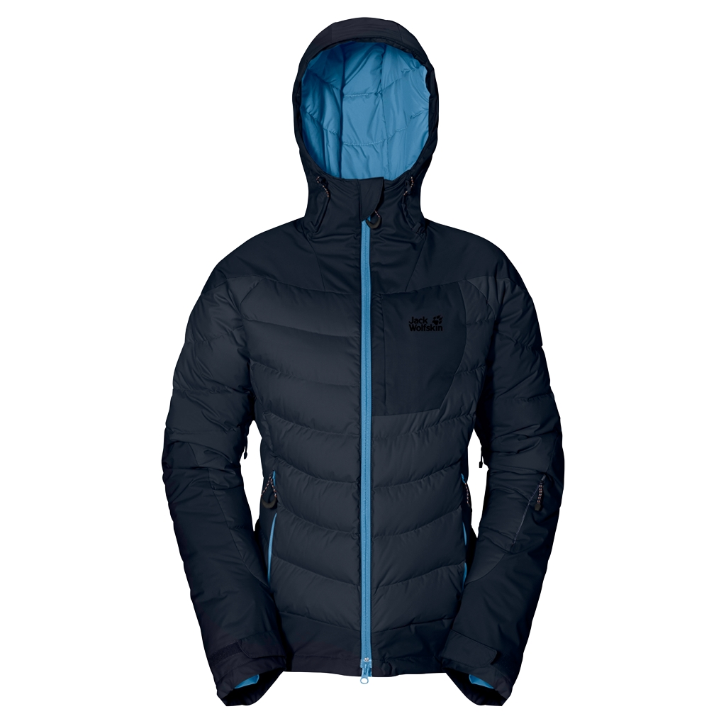 Jack Wolfskin Iceshield Women night blue-30