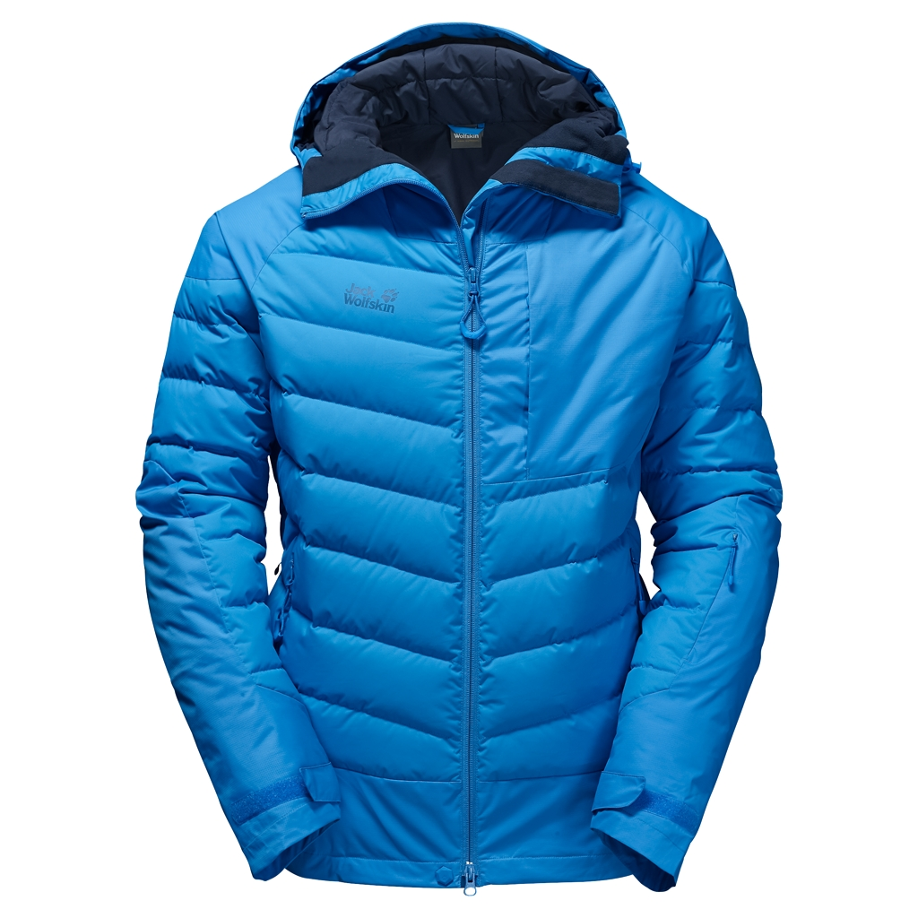 Jack Wolfskin Iceshield Men brilliant blue-30