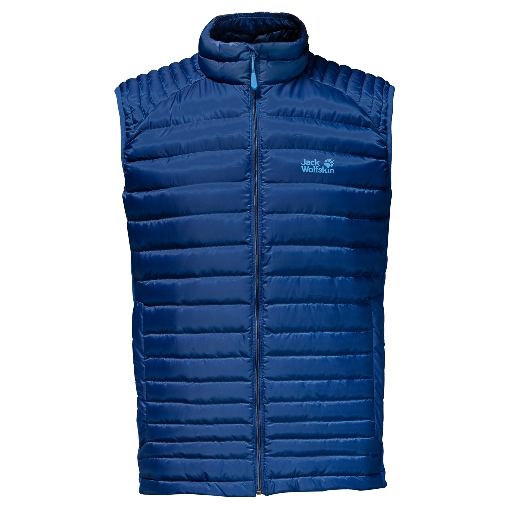 Jack Wolfskin Atmosphere Vest Men deep sea blue-30