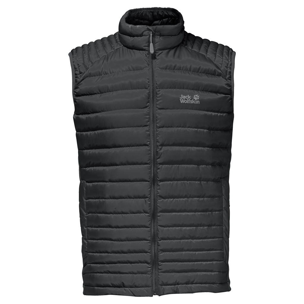 Jack Wolfskin Atmosphere Vest Men black-30