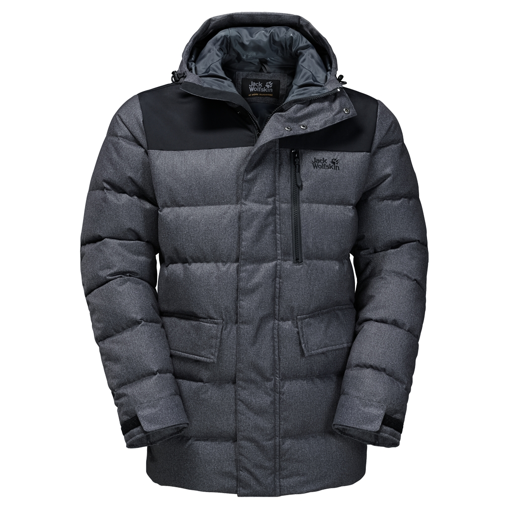Jack Wolfskin Baffin Bay Jacket Men black-30