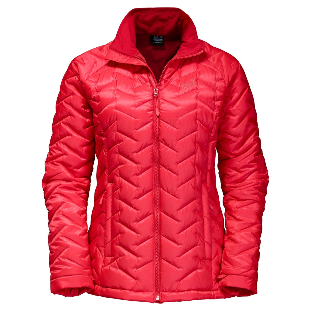 Jack Wolfskin Icy Creek Women hibiscus red-30