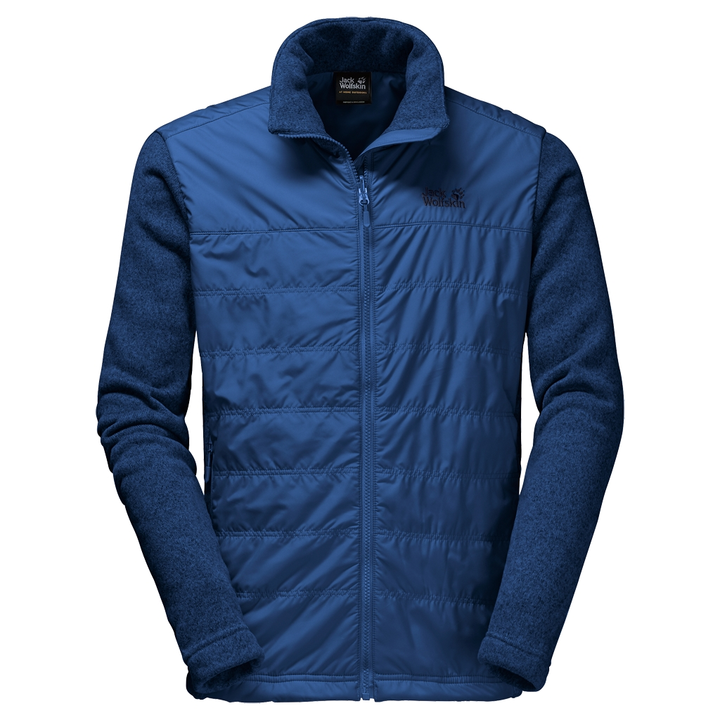 Jack Wolfskin Caribou Crossing Track Men deep sea blue-30