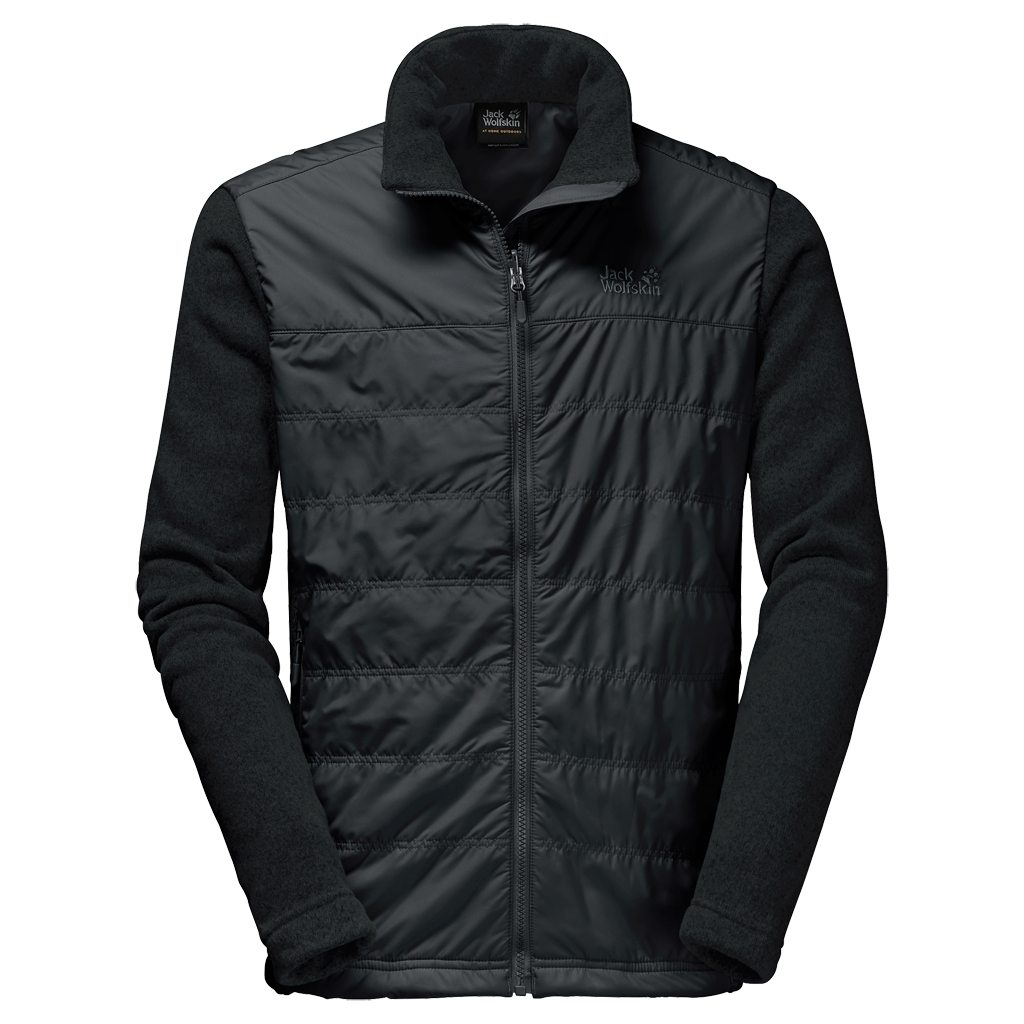 Jack Wolfskin Caribou Crossing Track Men black-30