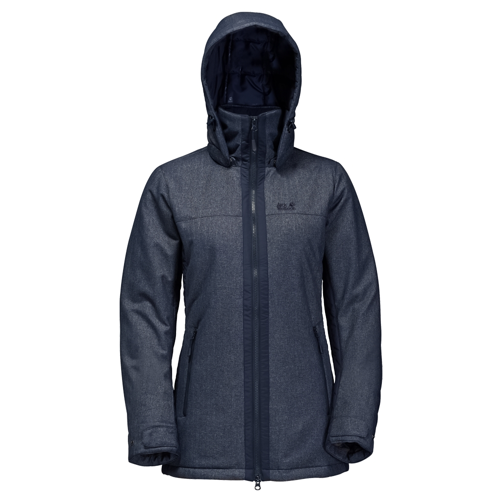 Jack Wolfskin Glacier View Jacket night blue-30