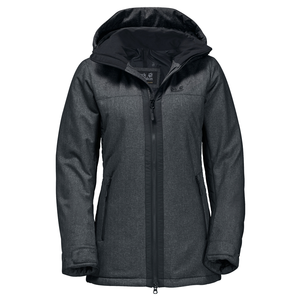 Jack Wolfskin Glacier View Jacket black-30