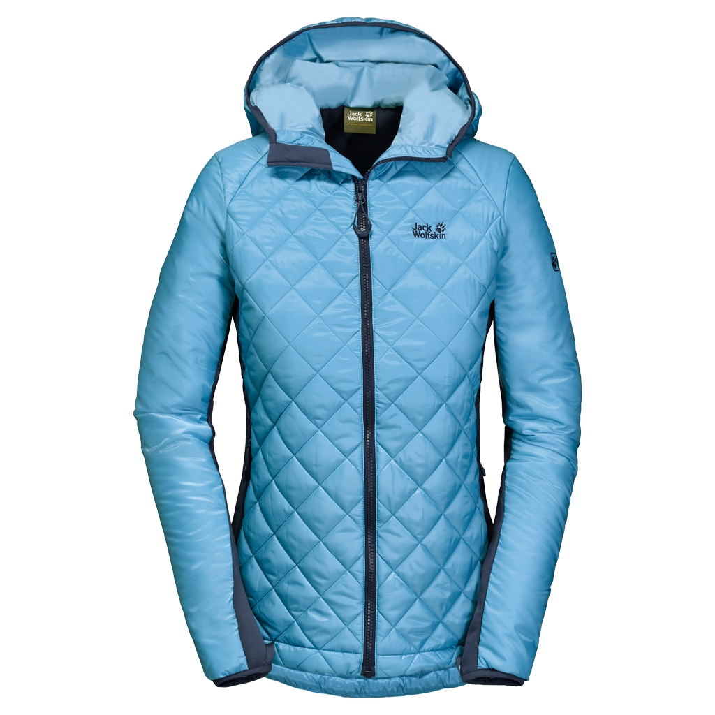 Jack Wolfskin Icy Tundra Women light sky-30