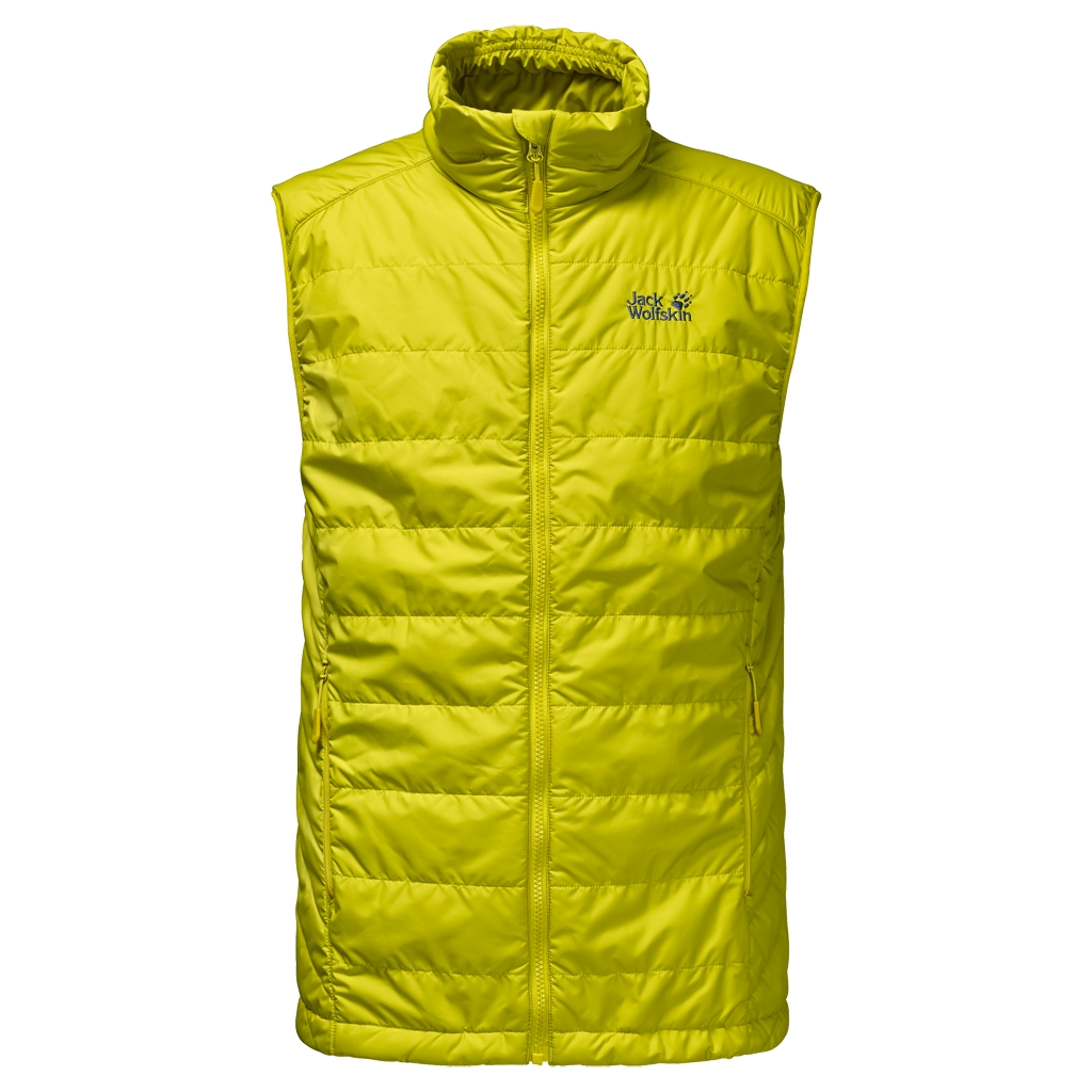 Jack Wolfskin Glen Vest Men wild lime-30