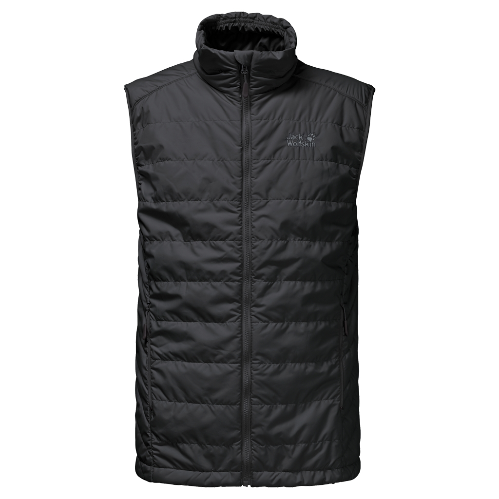 Jack Wolfskin Glen Vest Men black-30
