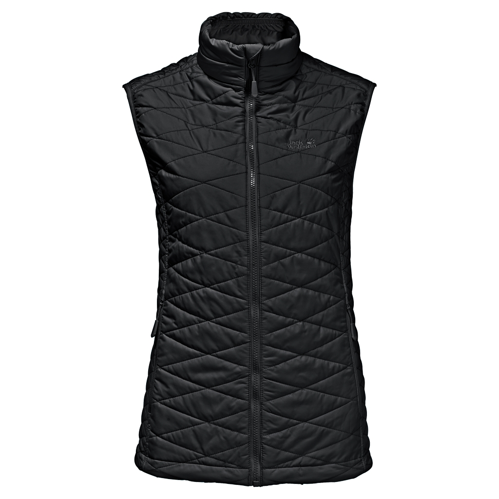 Jack Wolfskin Glen Vest Women black-30