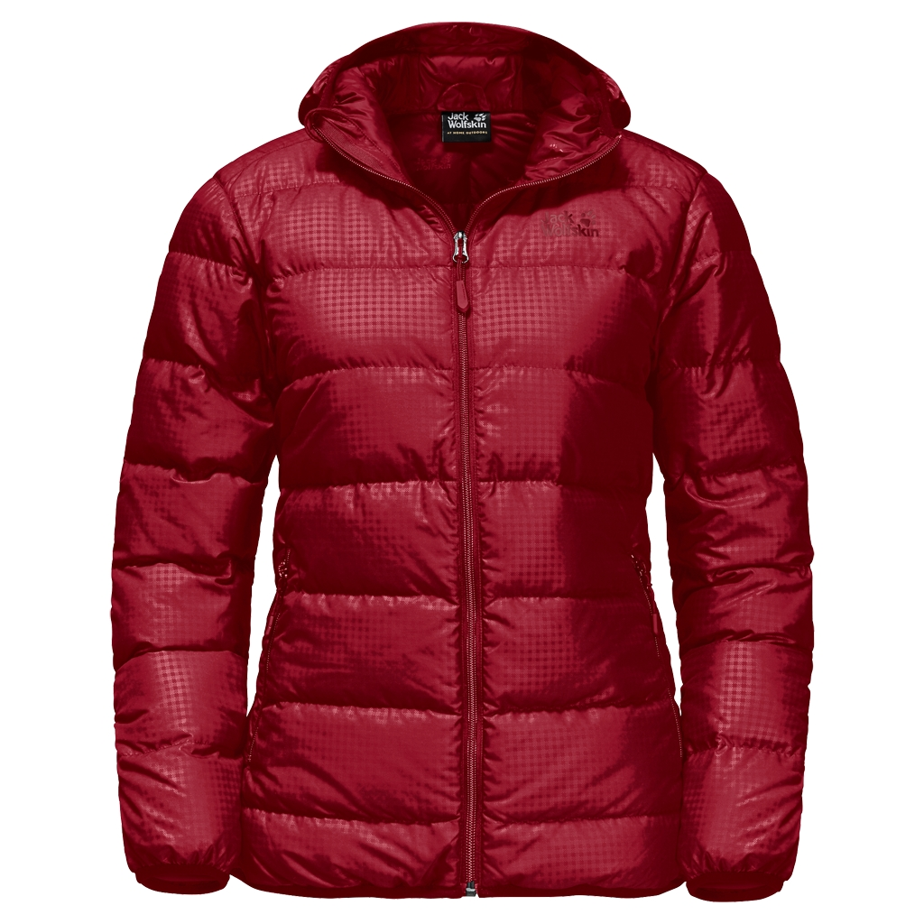 Jack Wolfskin Helium Stardust indian red-30