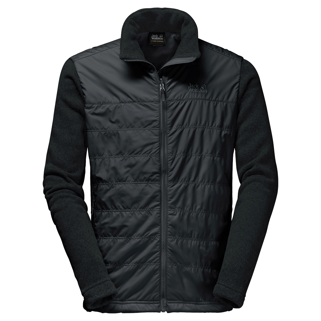 Jack Wolfskin Caribou Crossing Altis Men black-30