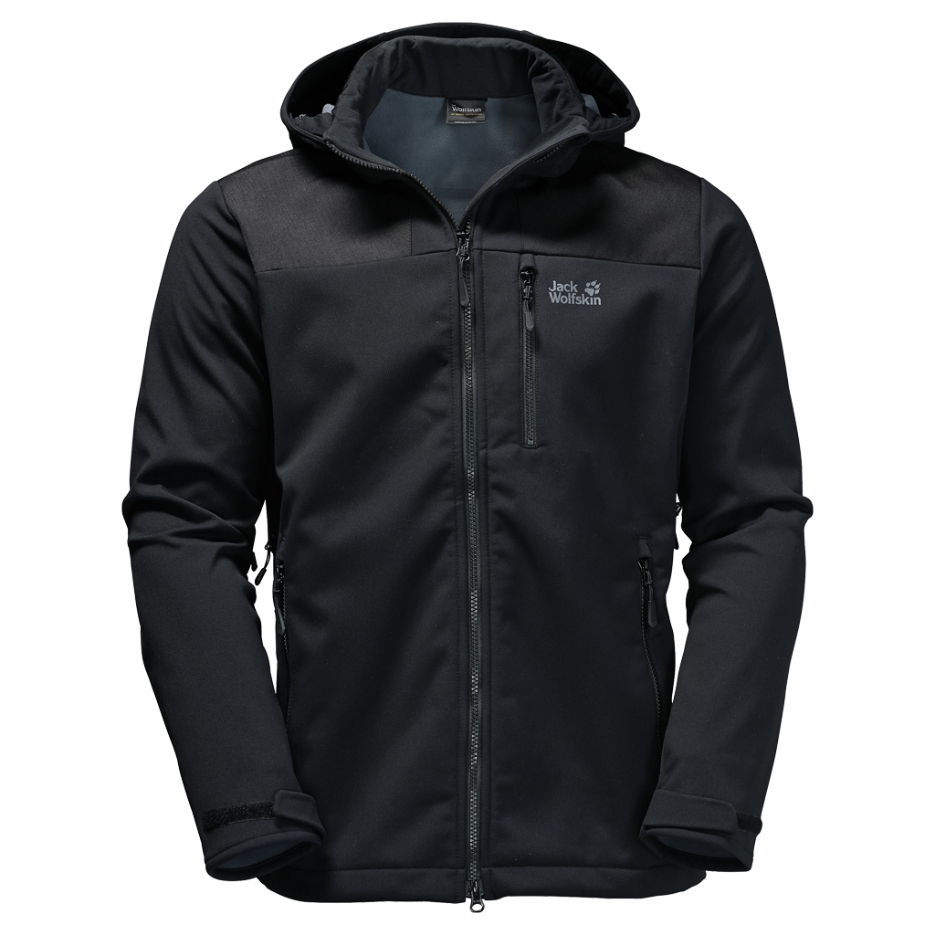 Jack Wolfskin Snow Cliff black-30