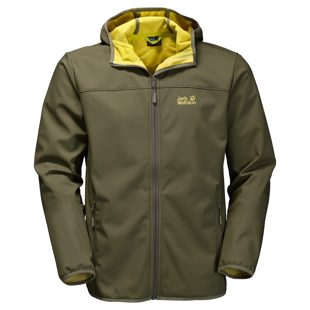 Jack Wolfskin Northern Point Men burnt olive-30