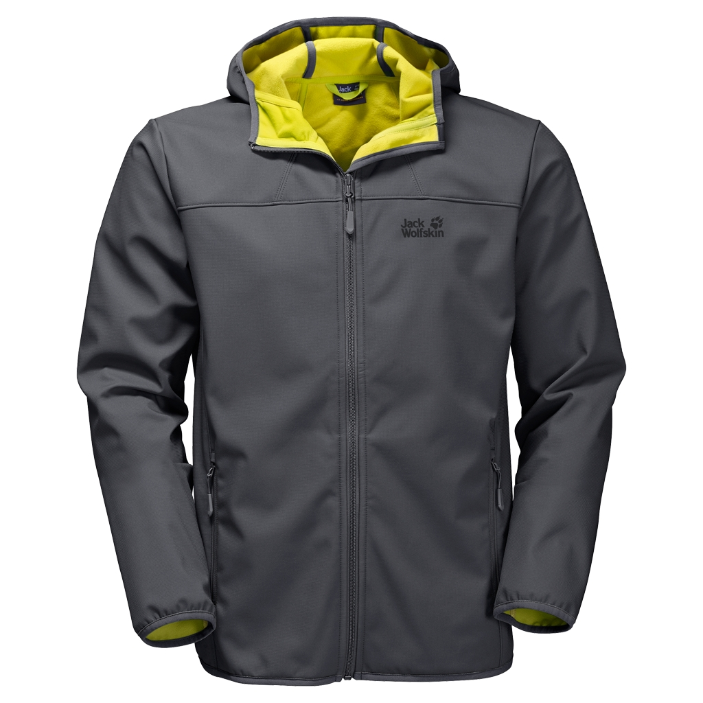Jack Wolfskin Northern Point Men ebony-30