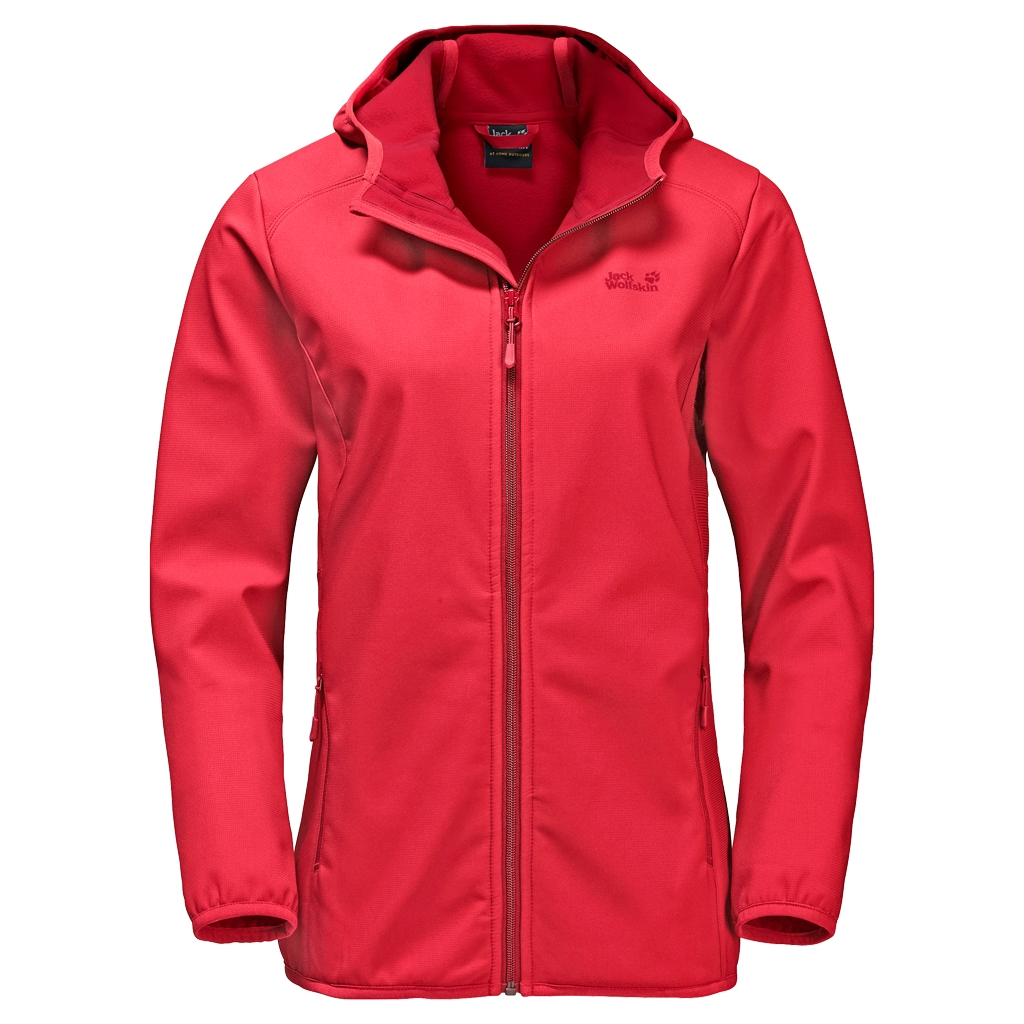 Jack Wolfskin Northern Point Women hibiscus red-30