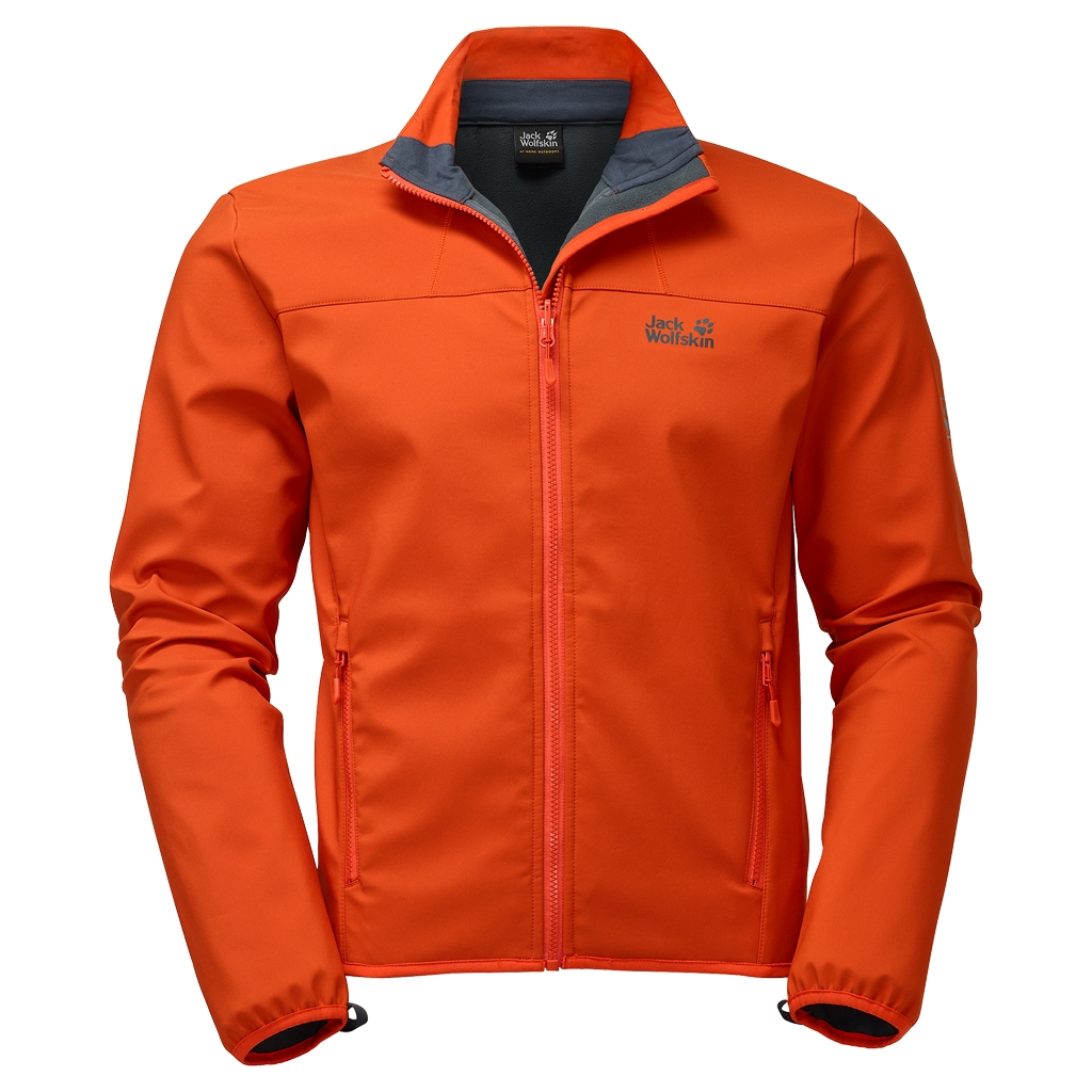 Jack Wolfskin Element Track Men dark satsuma-30