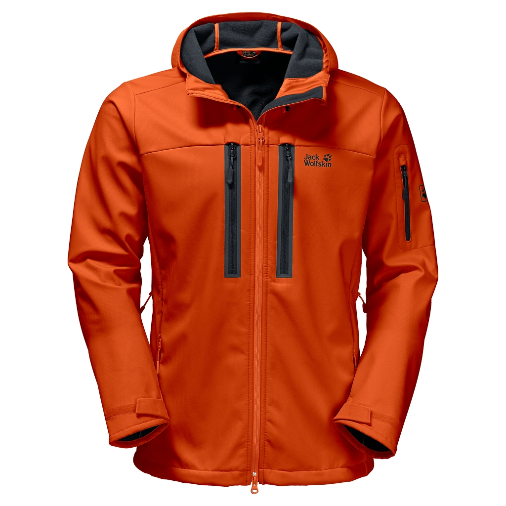 Jack Wolfskin Northern Star dark satsuma-30