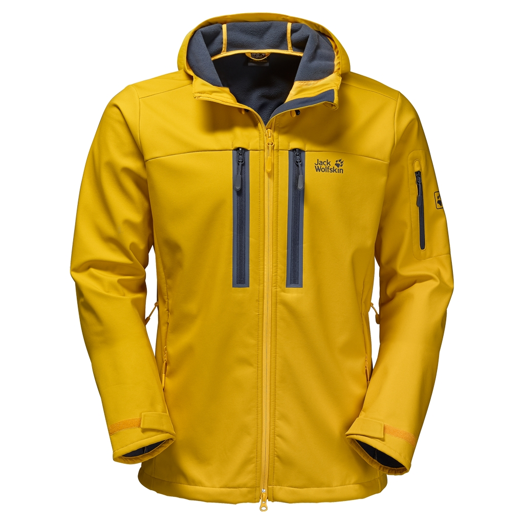 Jack Wolfskin Northern Star burly yellow XT-30